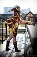 League of Legends: Shyvana Cosplay by viewtifu1