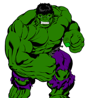 Hulk Marvel by steeven7620