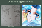 Draw this again - Moonie Girl by galia-and-kitty