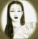 Mysterious tintype by violetwinter