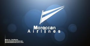 LOGO - Moroccan Airlines by StarAlBaraka
