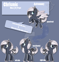 Chrismie Reference Sheet by MemeSquid