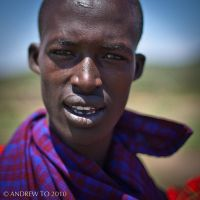PORTRAIT OF A WARRIOR by AndrewToPhotography