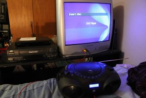 Awesome TV setup by RedTail126548