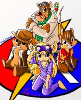 Rescue Rangers Return by Geminas0wng