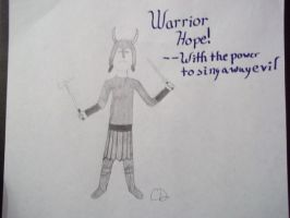 Warrior Hope by Mordecai1423