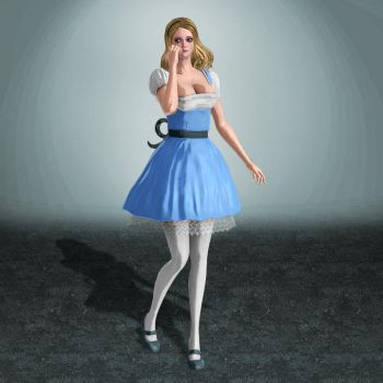 Killer Is Dead Alice by ArmachamCorp