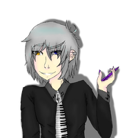 Transparent Toby by theultimatefailure