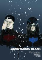 anonymous blank by milkisall