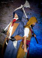 Arno Dorian Cosplay - United Front by 6Silver9
