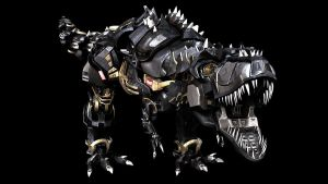Grimlock by ShadowDragon779