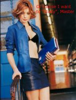 Alyson Hannigan Hypnotized by TheHypno
