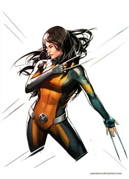 X23 by YamaOrce