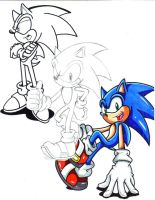 SONIC TRANSITION LA PL and CL by trunks24
