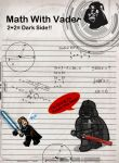 Vader teaches math by Shafix2ne1
