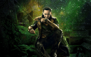 Loki Wallpaper by piratenschatz86