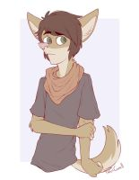 Furry Commission by TalinComill