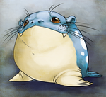 Spheal by Chewy-Meowth