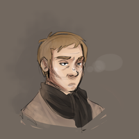 cheer up, john watson by Avender
