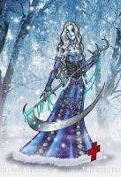 - The Ice Queen - by HotaruThodt