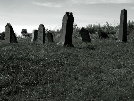 Cemetary 2 by LucieG-Stock