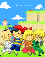 Mother 2 by LarkIsMyName