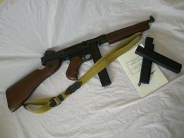 Tommy Gun by Marcoon1305