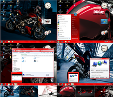Ducati theme win7 xp UPD by PeterRollar