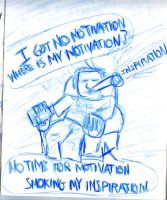 Where Is My Motivation? by Dimworm