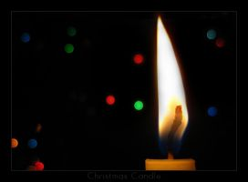 Christmas Candle by Jayanar