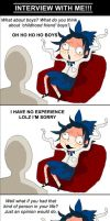 Comic life with me 1 : Boys by Efaniel