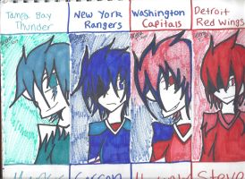 Hockey Bookmarks Page 6 by ukesemeX3