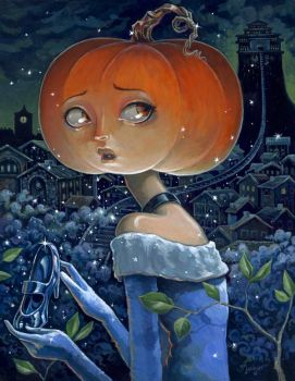The Clock Strikes Twelve by jasinski