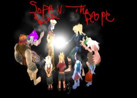 SOPA and ACTA vs The People of the World by Wyleanda