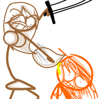 Don't Touch It by Demonic-stickfigures