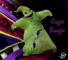 Oogie Boogie by kate15