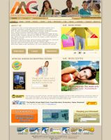 AAC web design by BishanR