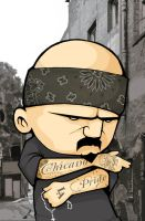 Chicano Pride by fokr