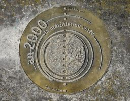 Meridian line medallion by EUtouring