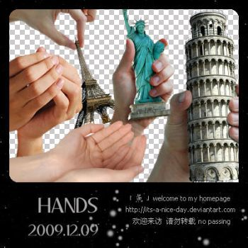 HANDS_5P by its-a-nice-day