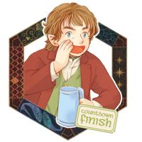 THE HOBBIT BoFA Countdown LAST by karama-wari