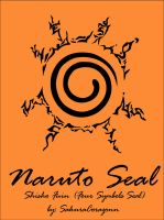 Naruto Seal - Vector by Sakuracorazonn