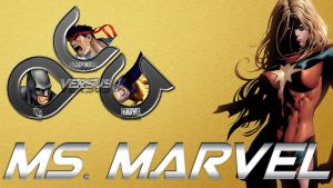 Ms. Marvel in DCCApMar Mugen by anubis55