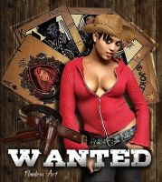 Wanted by M-AlJabarty