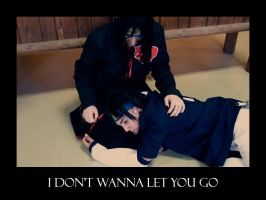 I don't wanna let you go by Feiuccia