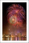 Australia Day Fireworks 2 by vapours