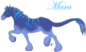 Mara Ref. by Cerulean-Sky-Stables