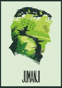 The Many Faces of Cinema: Jumanji by Hyung86