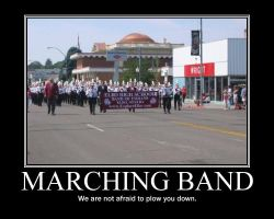 Marching Band by panic-at-the-disco12