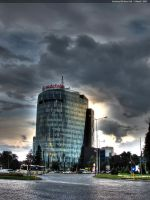Vodafone Will Never Fall - HDR by MironV